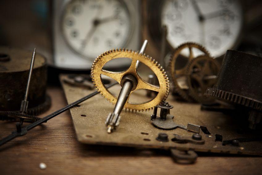 klokken reparaties