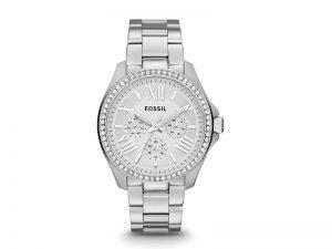 Fossil-horloge-AM4481-staal-met-steentjes-149-euro