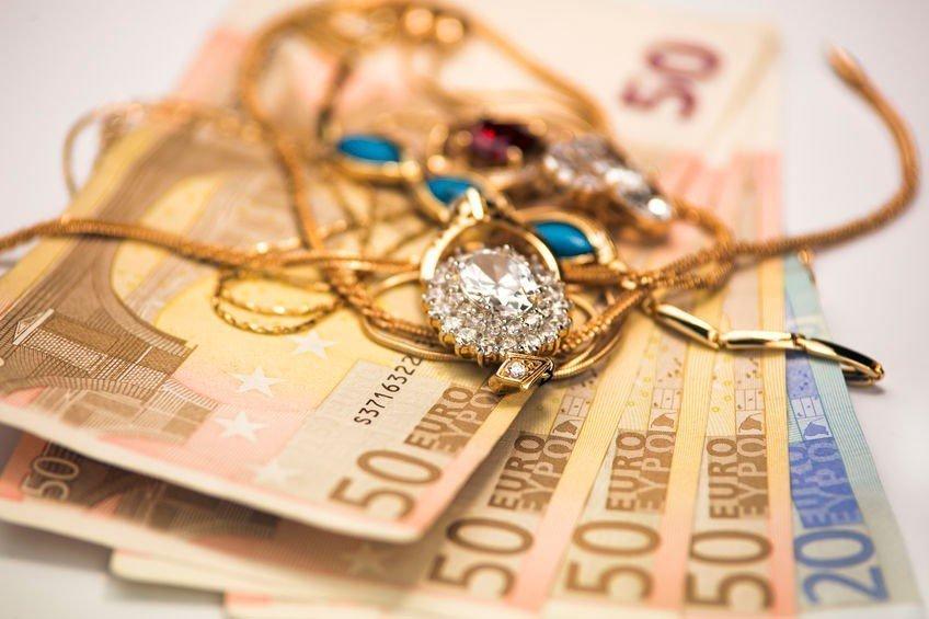 Oud goud inleveren voor geld
