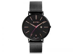 ZIW409M-Zinzi-horloge-Retro-zwarte-band-109-euro