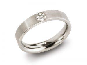 Boccia titanium ring 0121-05