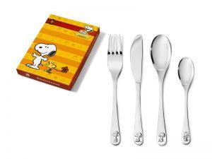 Kinderbestekje Snoopy Gratis graveren 6869030_3