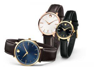 Movado horloges ultra Slim