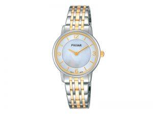 Pulsar bicolor dameshorloge PRW027X1