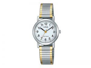 Lorus horloge met rekband RRS79VX9