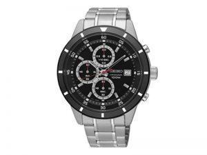 Seiko herenhorloge chronograaf sks569p1-149-euro