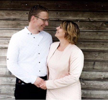 Roy en Anke kochten trouwringen bij juwelier Sylvester Andriessen