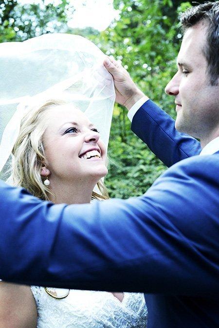 Bart en Kiki kochten trouwringen bij juwelier Sylvester Andriessen