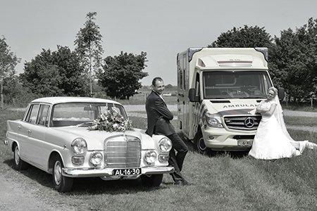 Bert en Jolien kochten trouwringen bij juwelier Sylvester Andriessen