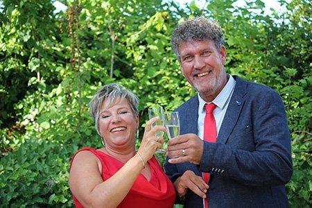 Cees en Els kochten trouwringen bij juwelier Sylvester Andriessen
