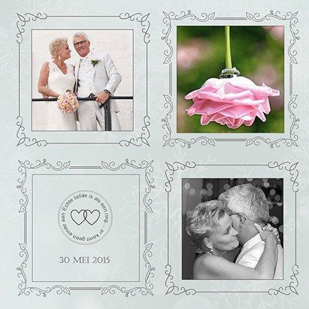 Harry en Jacqueline kochten trouwringen bij juwelier Sylvester Andriessen