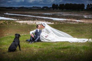 Jantine en Martijn kochten trouwringen bij juwelier Sylvester Andriessen