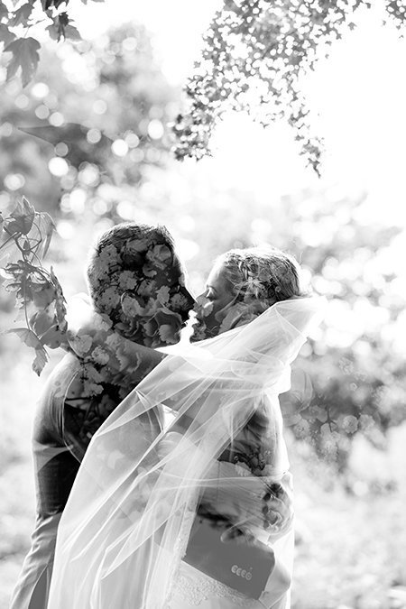 Marco en Annelinde kochten trouwringen bij juwelier Sylvester Andriessen
