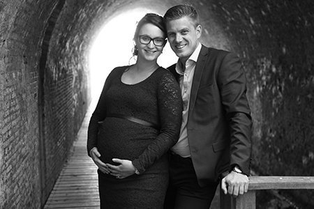 Matthijs en Larissa kochten trouwringen bij juwelier Sylvester Andriessen