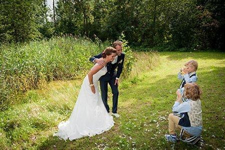 Paul en Maaike kochten trouwringen bij juwelier Sylvester Andriessen