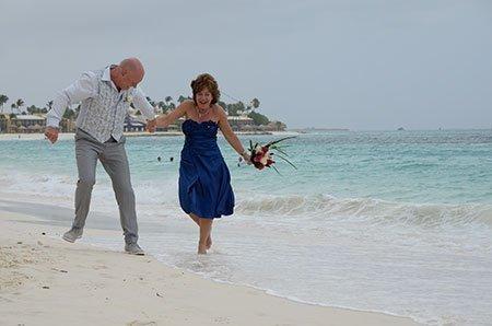 Peter en Steffie kochten trouwringen bij juwelier Sylvester Andriessen