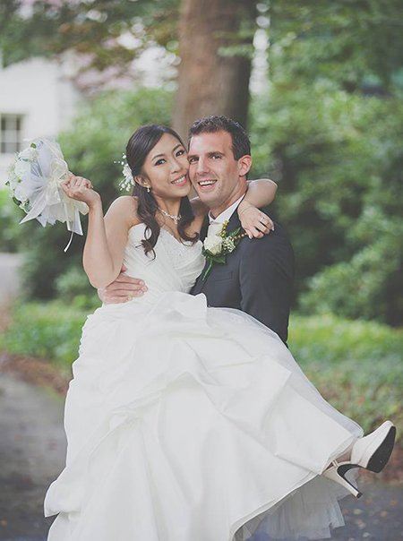 Ramon en Manunya kochten trouwringen bij juwelier Sylvester Andriessen