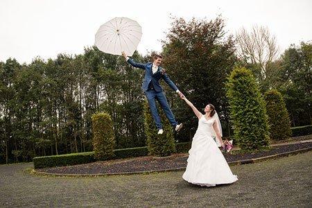 Renaldo en Petronet kochten trouwringen bij juwelier Sylvester Andriessen