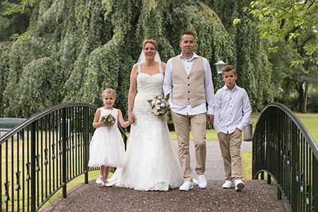 Robin en Esther kochten trouwringen bij juwelier Sylvester Andriessen