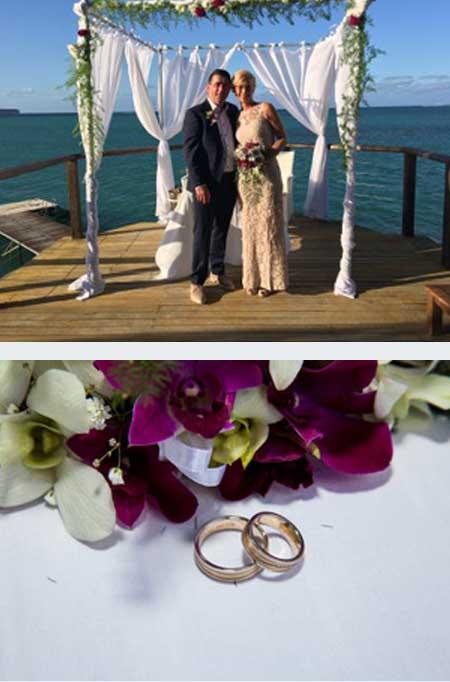 Ron en Gerda kochten trouwringen bij juwelier Sylvester Andriessen