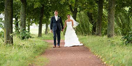 Ronald en Yvonne kochten trouwringen bij juwelier Sylvester Andriessen