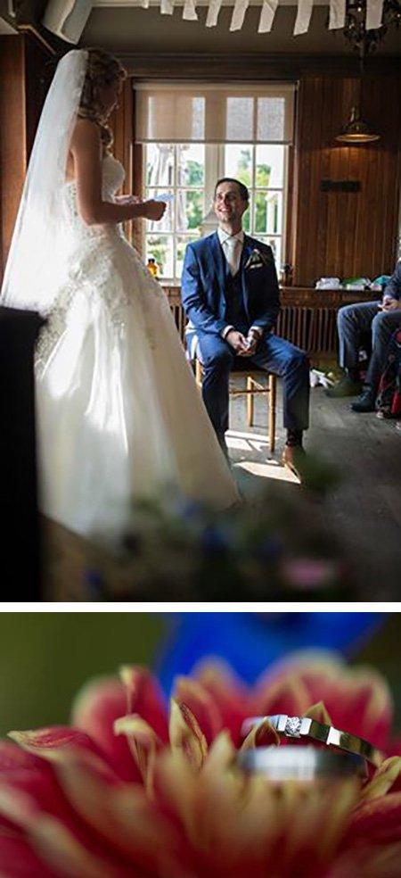 Ruud en Maaike kochten trouwringen bij juwelier Sylvester Andriessen