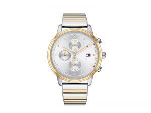 1781908-Tommy-Hilfiger-horloge-blake-staal-en-goudkleur