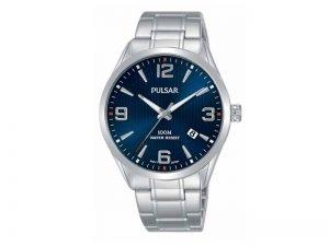 PS9599X1-Pulsar-herenhorloge-staal-blauwe-wijzerplaat