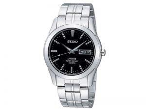 SGG715P1-Seiko-herenhorloge-zwarte-wijzerplaat-stalen-band