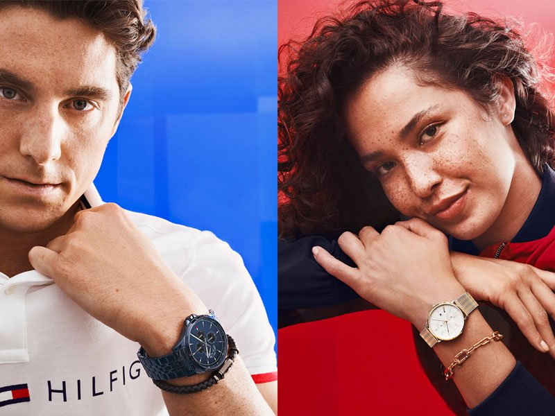 Tommy Hilfiger horloges dames en heren
