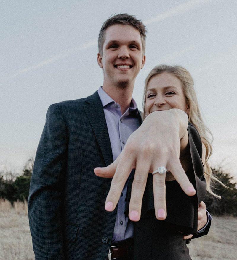 Huwelijks aanzoek