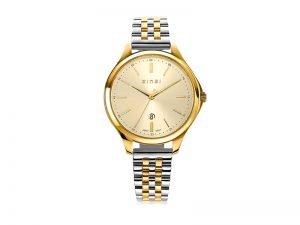 ZIW1010 Zinzi Classy horloge staal goudkleur