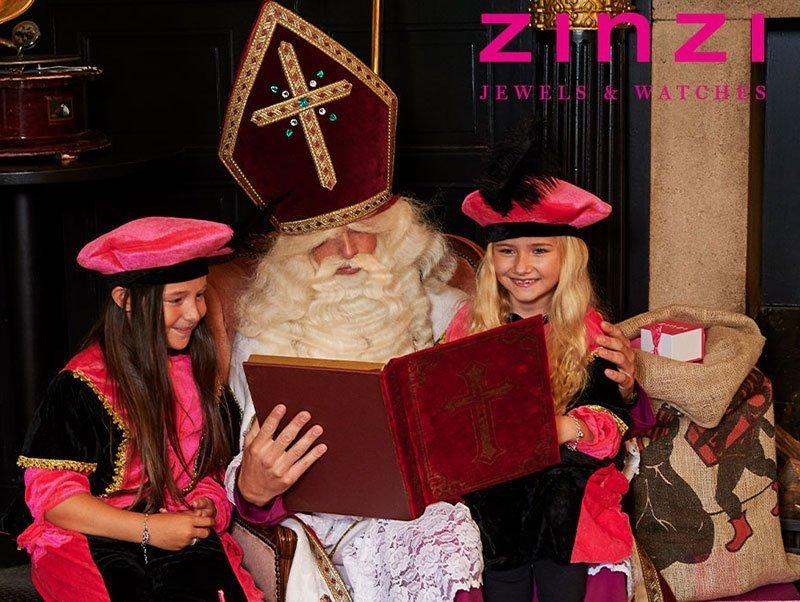 Zinzi Sinterklaas folder 2019