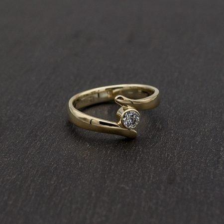 trouwring veranderd in een nieuwe ring