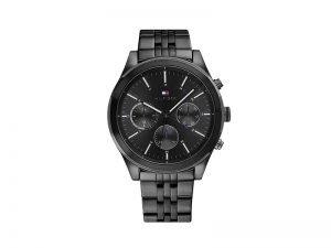 TH1791738-Tommy-Hilfiger-horloge-donkere-band
