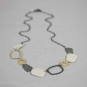 20521-collier-Jeh-Jewels-zilver-en-zilver-verguld