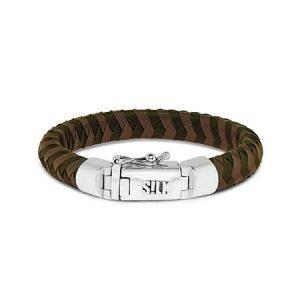 326-bbr-silk-sieraden-leren-armband-bol