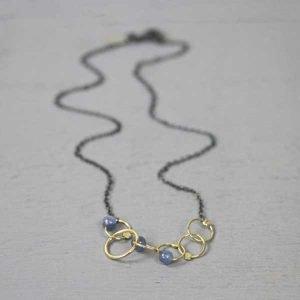 Ketting-zilver-goldfilled-met-kyaniet-Jeh-Jewels