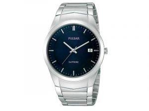 Pulsar-horloge-PS9131X1-stalen-band-blauwe-wijzerplaat