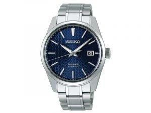 Seiko-presage-blauwe-wijzerplaat-SPB167J1
