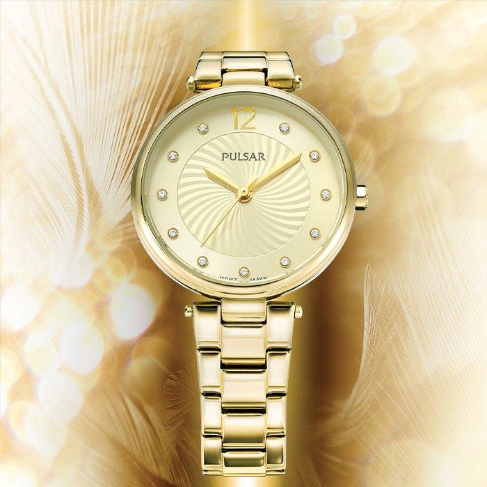 pulsar dames horloges 2020