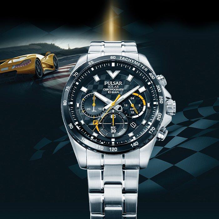 pulsar heren horloges 2020