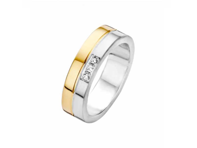 Ring-goud-met-zilver-met-briljant-fjory