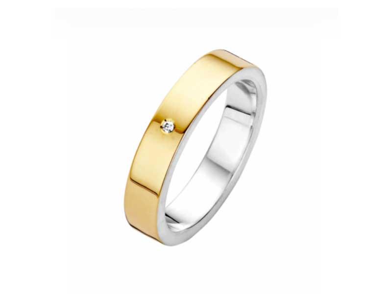 ring-zilver-met-goud-met-briljant