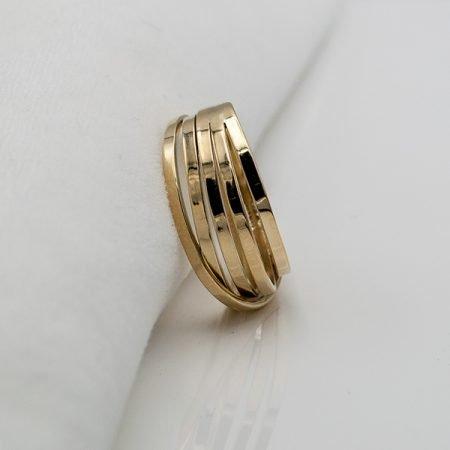 Gouden-wikkelring-handgemaakt-door-goudsmid