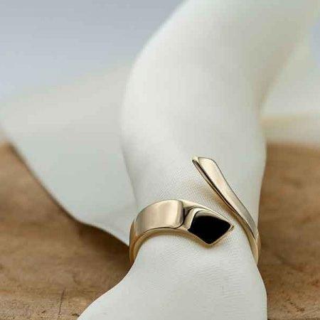 moderne ring laten maken van trouwring
