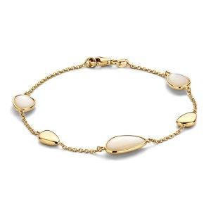 armband-geelgoud-parelmoer-excellent-jewelry