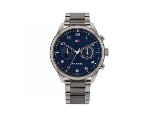TH1791782-Tommy-Hilfiger-herenhorloge-grijze-band-blauwe-wijzerplaat