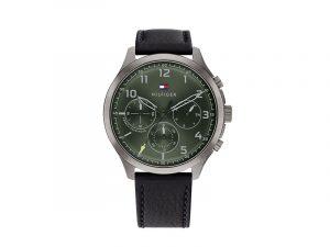 TH1791856-Tommy-Hilfiger-herenhorloge-groene-wijzerplaat